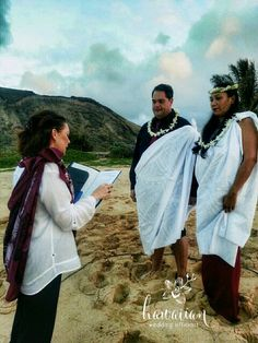 Native Hawaiian ceremony.