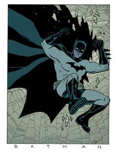 Batman by Evan Shaner