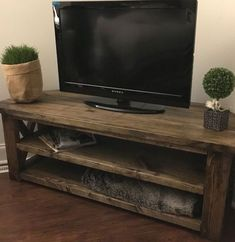 Build A Tv Stand, Tv Stand Plans, Diy Tv Stand, Woodworking Furniture Plans, Diy Furniture, Woodworking Workbench, Workbench Plans, Woodworking Classes, Woodworking Shop