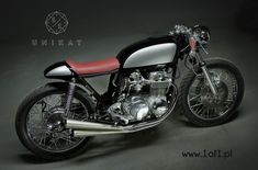 Honda CB custom by Unikat