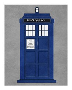 12 Doctor Who Minimalist Phone Backgrounds