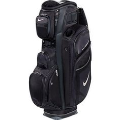 Nike Performance Cart Golf Bag. Designed for the athlete; Performance amplified