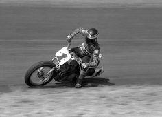 Ricky Graham XR 750 San Jose Mile Photo by Jerry Smith Fine Art Print