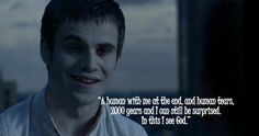 Love me some Godric. Hope he isn't really totally gone.