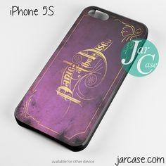 panic at the disco purple art Phone case for iPhone 4/4s/5/5c/5s/6/6 plus