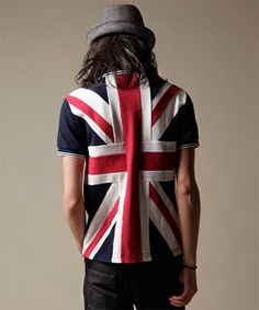 Fred Perry 'Union Jack' Polo Shirts