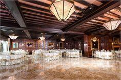 Renovated Shadowbrook reception room