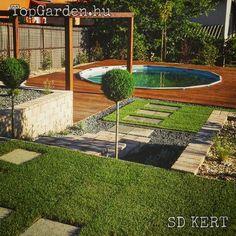 #kert #gardendesign #kerttervezés #szépkert #gardening Szép kert ötlet, kertépítés, tervezés - Spiegel Ákos www.sdkert.hu