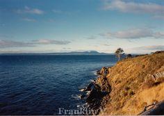 Foto tomada desde el Fuerte Bulnes  Punta Arenas Chile Foto de  V Franklin
