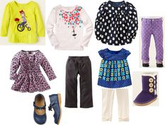 Baby& Toddler Girl Fall Fashion Round Up | Fall 2013