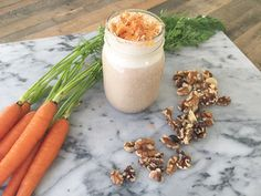 Coco Carrot Cake Smoothie