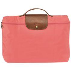 Document holder - Le Pliage - Handbags - Longchamp - Ecru - Longchamp United-States