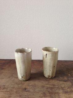 Small cups by Nikaido Akihiro
