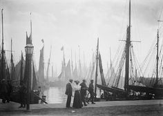 Lowestoft, Suffolk by National Maritime Museum, via Flickr