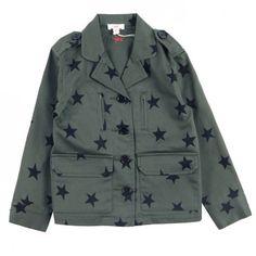 We love Zef CAMDEN Jacket!