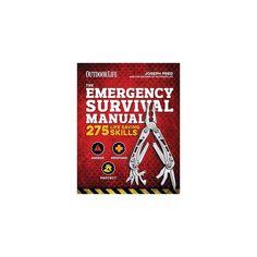 Emergency Survival Manual (Paperback) (Joseph Pred)