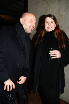 Hussein Chalayan and Louise Wilson