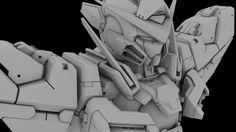 MS Gundam Exia Part III by ~fldizayn on deviantART