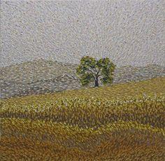 "Saatchi Online Artist: Jeff Nabors; Oil, Painting ""California"""