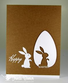 Hi Everyone, I made a bunch of Easter cards, after all its little more than one month and I need to send them out in time... Y...