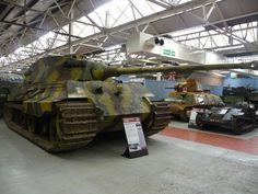Sd Kfz 182 Panzerkampfwagen VI Ausf B (Tiger 2)