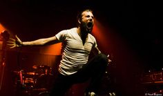Oh how I love him. August Burns Red by ~Free-Music on deviantART August Burns Red, Inspirational Music, In The Flesh, I Love Him, Mind Blown, Creepy, Deviantart, Poses, Concert