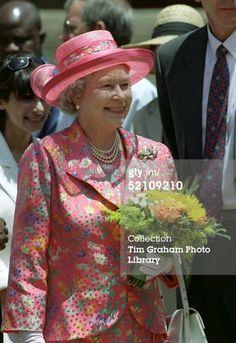 Queen Elizabeth, November 11, 1999