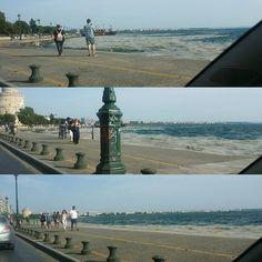 Παραλία Θεσσαλονίκης..... χειρότερα δεν γίνεται
