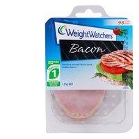 Weight Watchers Low Fat Bacon 98% Fat Free