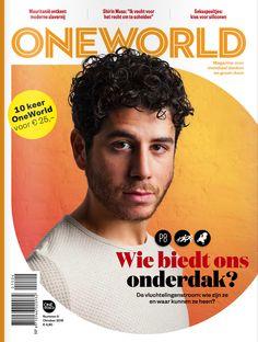 OneWorld magazine nr 8, 2015- Photography Anne Reinke- Picture editor Anja Koelstra #OneWorld #MajdMardo