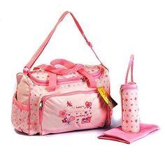 sac à langer Baby Health, Diaper Bag, Nursery, Mobiles, Baby Girls, Baby Jars, Mom, Diaper Bags, Baby Room