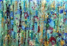encaustic Creme Brulee, Painting, Art, Craft Art, Paintings, Kunst, Gcse Art, Draw, Drawings