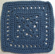 Ravelry: jewlbal3's 365 Day 65 -- Grecian tiles Afghan