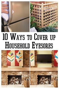 10 Ways to Cover up