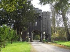 Entrance to Birr Castle Castles In Ireland, Entrance, Mansions, House Styles, Decor, Entryway, Mansion Houses, Decoration, Decorating