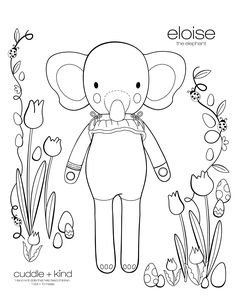 Cute Kids Crafts, Fun Projects For Kids, Preschool Crafts, Easter Crafts, Diy For Kids, Coloring Sheets For Kids, Printable Coloring Sheets, Coloring Pages For Kids, Colouring Sheets