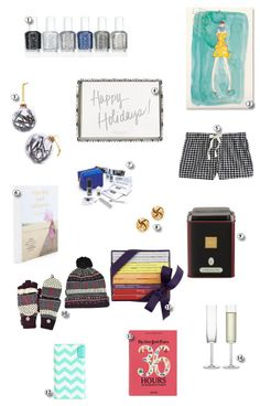 www.late-afternoons.com // Holiday Gift Guide: Stocking Stuffer Steals for Her, $30.00 or less! #giftguide