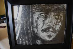 Pencil - Johnny Depp