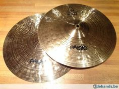 "Paiste Alpha 14"" Power Hi-Hat - Te koop"
