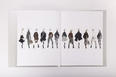 Fashion Sketchbook - fashion design drawings; fashion sketches; fashion student portfolio // Boon Kit Woo