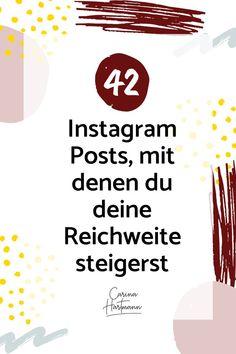 42 content ideas that always work in social media Inbound Marketing, Affiliate Marketing, Social Media Marketing Business, Facebook Business, Facebook Marketing, Internet Marketing, Marketing And Advertising, Content Marketing, Instagram Planer