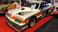 Legend Gerry Marshall made the Vauxhall Firenza famous – thanks to his iconic Baby Bertha r. Classic Race Cars, British Car, Classic Motors, Sports Car Racing, Modified Cars, Rally Car, Dream Garage, Leeds, Car Show