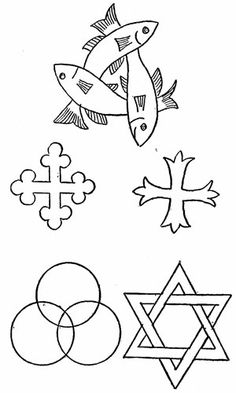 site has several patterns for liturgical use