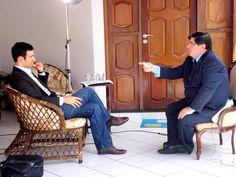 Ex Bispo e Líder Nacional da Igreja Universal do Reino de Deus, Carlos Magno de Miranda dá uma entrevista corajosa ao Blog Vini Silva, contando como foram parte dos anos que viveu na IURD