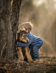~~ AIREDALE PUPPY LOVE ~~