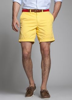 b12ae716eb vibrant shorts are quintessential for the summer. #bonobos even gave the  color a fun