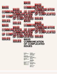 Dietmar R. Winkler, Mass Communication of Complicated Issues, 1970