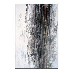 Art Under £100 - Ash, Canvas Print, 41x51cm