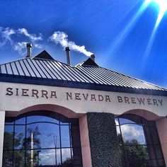 Sierra Nevada Brewing Co. in Chico, CA  My favorite of the breweries I've visited (thus far). Loved their Restaurant and was very impressed by how they create their own energy with solar panels on their roofs. Took home some Oliva Quad. Must say, it tasted much better off the tap but still a top favorite in the Abbey Ales genre. Cheers to the Sierras!