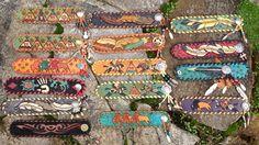 VENTA diseño nativo americano sudoeste mano por DoubleJOriginals